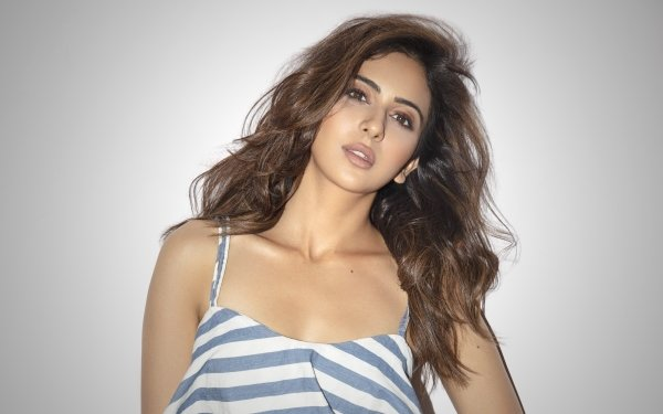 Celebrity Rakul Preet Singh Actresses India Bollywood Actress Indian Model Brunette Brown Eyes HD Wallpaper | Background Image