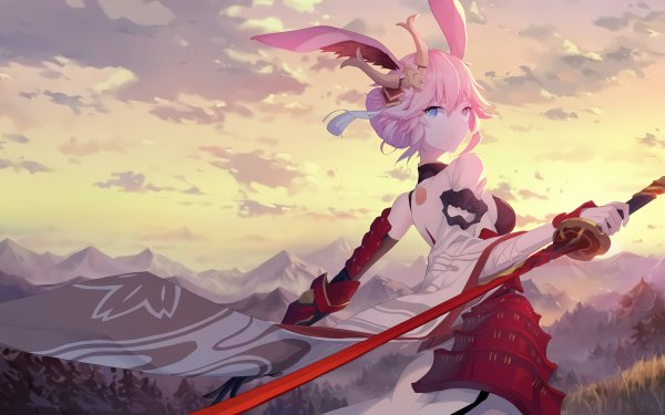 Video Game Honkai Impact 3rd Yae Sakura HD Wallpaper   Background Image
