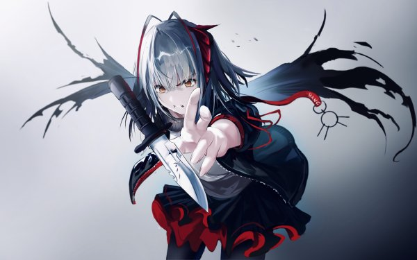 Video Game Arknights W Knife HD Wallpaper | Background Image