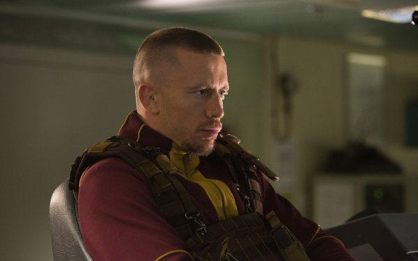 Movie Captain America: The Winter Soldier Captain America Batroc Georges St-Pierre HD Wallpaper   Background Image