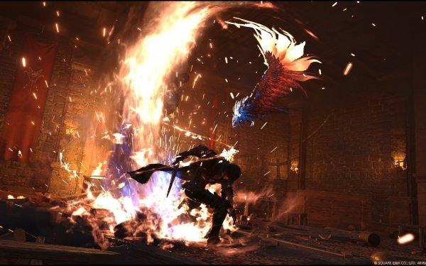 Video Game Final Fantasy XVI Final Fantasy HD Wallpaper | Background Image