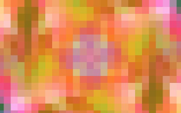 Abstract Square Geometry Shapes Grid Colorful HD Wallpaper | Background Image