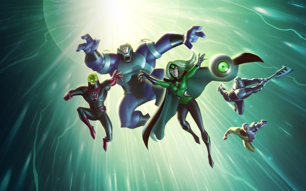 Movie Justice League vs. the Fatal Five HD Wallpaper   Background Image
