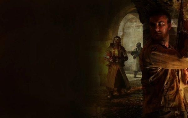 Video Game Return to Castle Wolfenstein HD Wallpaper | Background Image