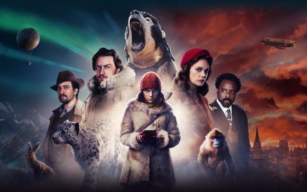 TV Show His Dark Materials James McAvoy Lin-Manuel Miranda Ruth Wilson HD Wallpaper | Background Image
