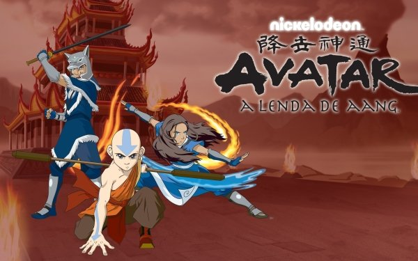 Anime Avatar: The Last Airbender Avatar (Anime) Aang Katara Sokka HD Wallpaper | Background Image