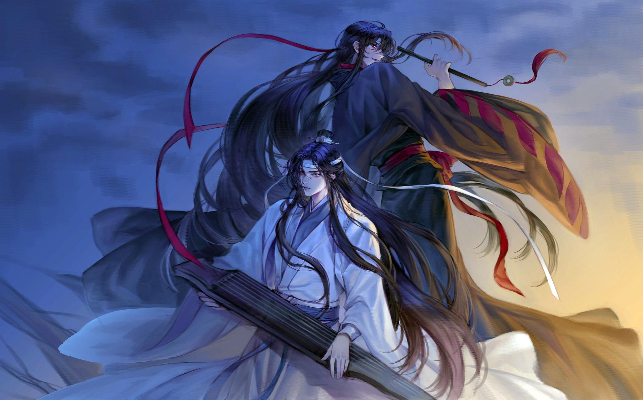 Mo Dao Zu Shi HD Wallpaper | Background Image | 2048x1274 ...