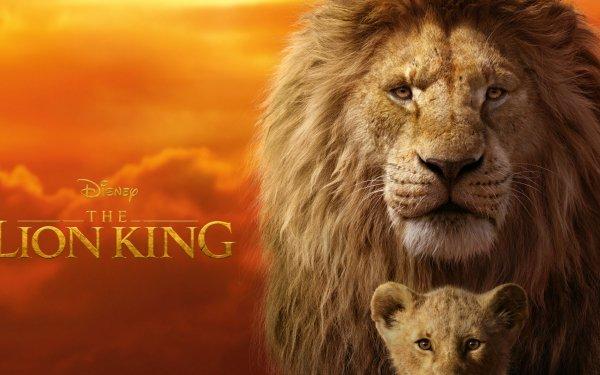 Movie The Lion King (2019) Mufasa Simba HD Wallpaper | Background Image