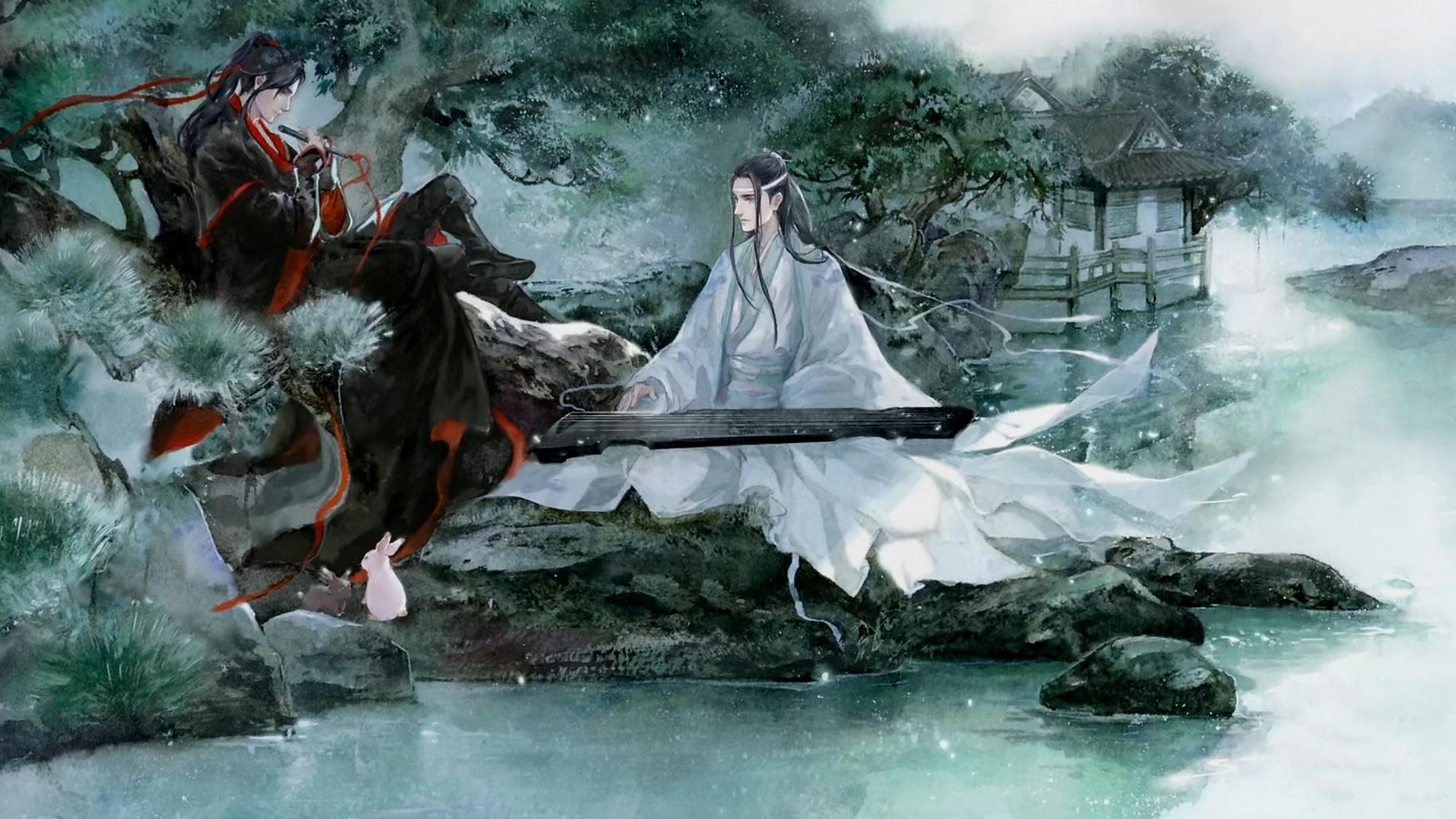 Mo Dao Zu Shi Tapeta HD | Tło | 1920x1080 | ID:1122449 ...