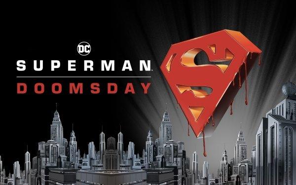Movie Superman: Doomsday Superman Metropolis Logo HD Wallpaper | Background Image