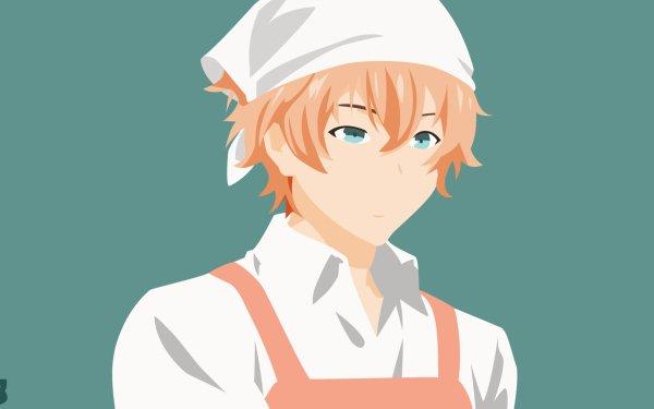 Anime Food Wars: Shokugeki no Soma Satoshi Isshiki HD Wallpaper | Background Image
