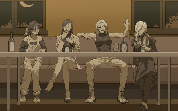 Anime Jujutsu Kaisen Mei Mei Yuki Tsukumo Utahime Iori Shoko Ieiri HD Wallpaper | Background Image