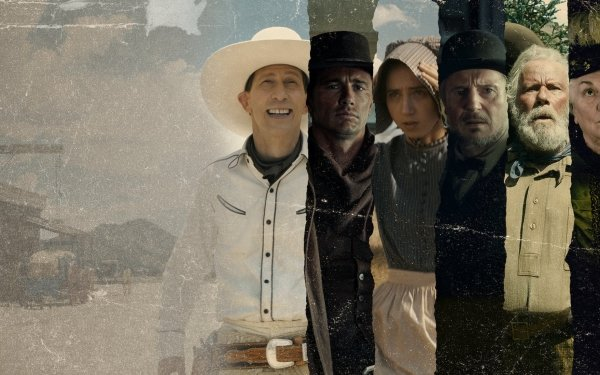 Movie The Ballad of Buster Scruggs HD Wallpaper   Background Image