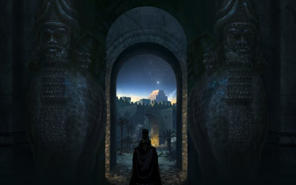 Video Game Nebuchadnezzar HD Wallpaper | Background Image