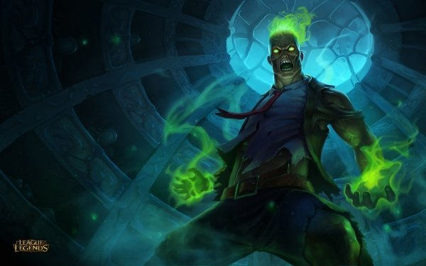 Video Game League Of Legends Brand HD Wallpaper | Background Image