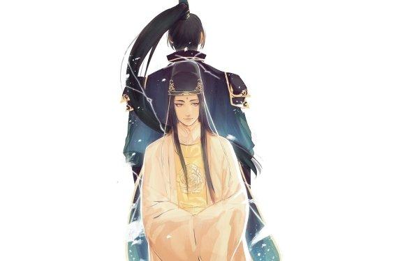 Anime Mo Dao Zu Shi Jin Guangyao Nie Mingjue HD Wallpaper   Background Image
