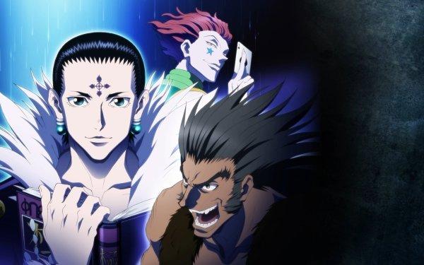 Anime Hunter x Hunter Hisoka Chrollo Lucilfer Uvogin HD Wallpaper | Background Image