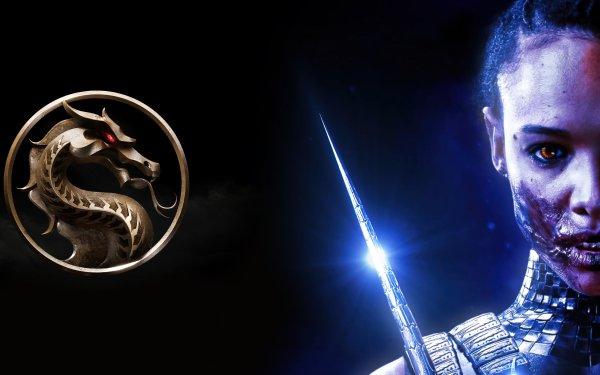 Movie Mortal Kombat (2021) Sisi Stringer Mileena HD Wallpaper   Background Image
