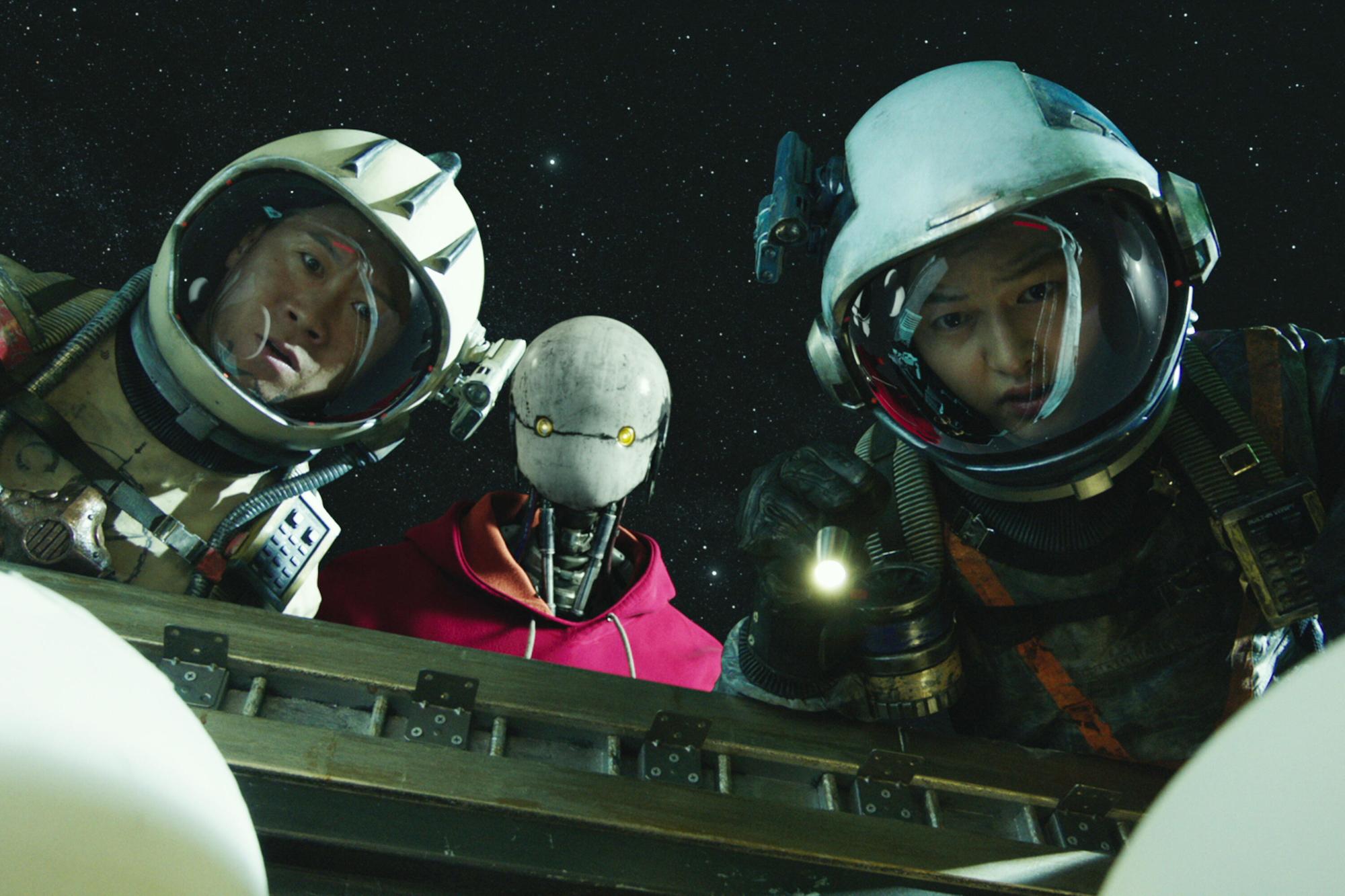 胜利号 Space Sweepers图片 高清壁纸大全 影视壁纸-第3张