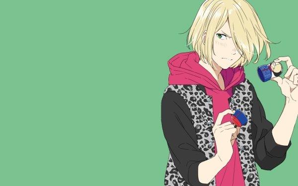 Anime Yuri!!! on Ice Yuri Plisetsky HD Wallpaper   Background Image