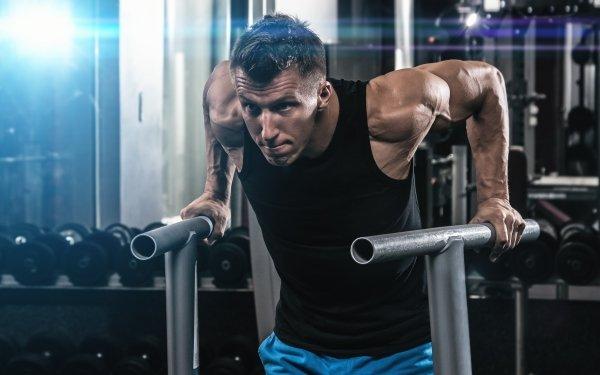 Sports Bodybuilding Muscle Bodybuilder Gym HD Wallpaper | Background Image