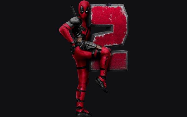 Film Deadpool 2 Deadpool Marvel Comics Fond d'écran HD | Arrière-Plan
