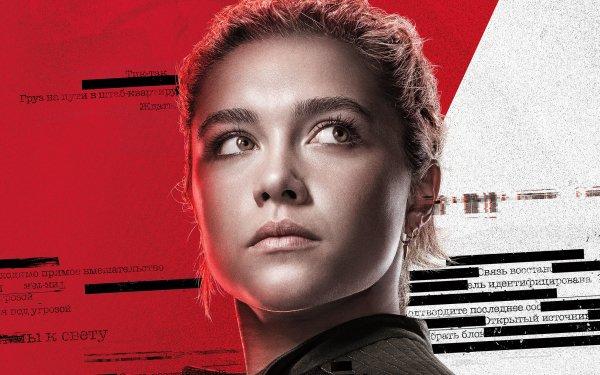 Movie Black Widow Florence Pugh Yelena Belova HD Wallpaper | Background Image