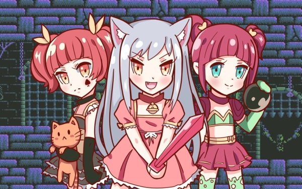 Video Game Nexoria: Dungeon Rogue Heroes HD Wallpaper | Background Image