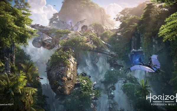 Video Game Horizon Forbidden West HD Wallpaper   Background Image