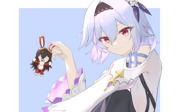 Video Game Genshin Impact Eula HD Wallpaper | Background Image
