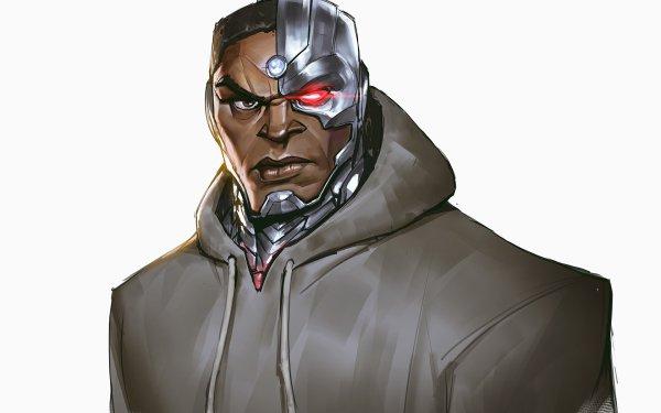 Comics Cyborg DC Comics Victor Stone HD Wallpaper | Background Image