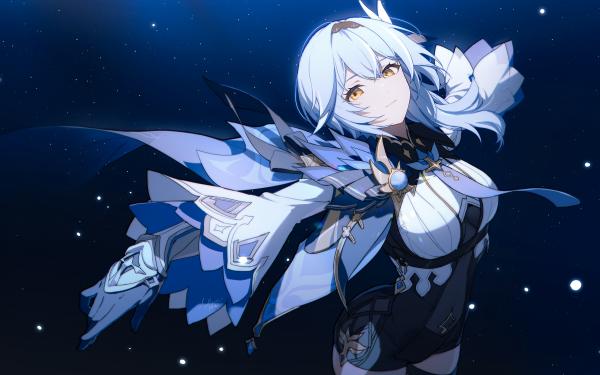 Video Game Genshin Impact Eula HD Wallpaper   Background Image