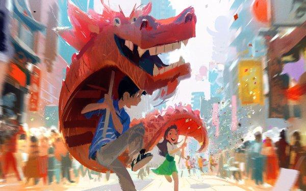 Movie Wish Dragon Din Song Li Na Wang HD Wallpaper | Background Image