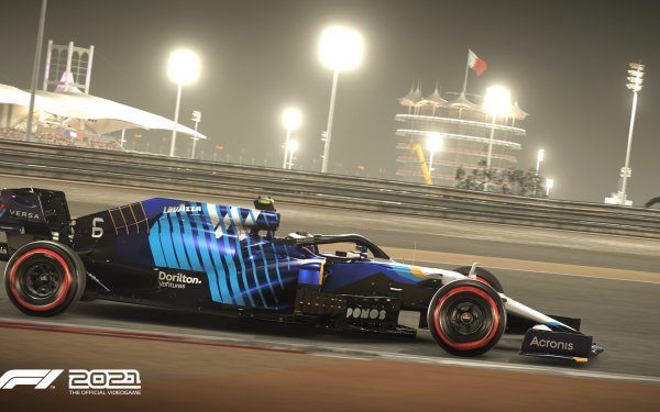 Video Game F1 2021 HD Wallpaper | Background Image