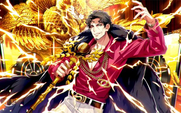 Anime Hypnosis Mic Rei Amayado HD Wallpaper | Background Image