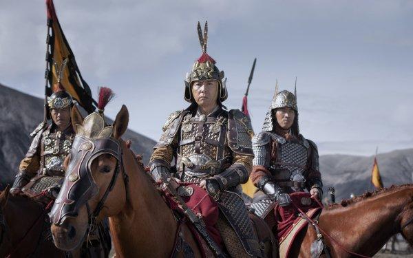 Movie Mulan (2020) Donnie Yen HD Wallpaper   Background Image