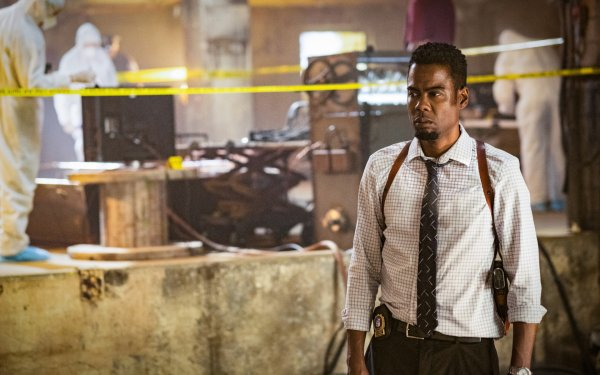 Movie Spiral Chris Rock Ezekiel 'Zeke' Banks HD Wallpaper | Background Image