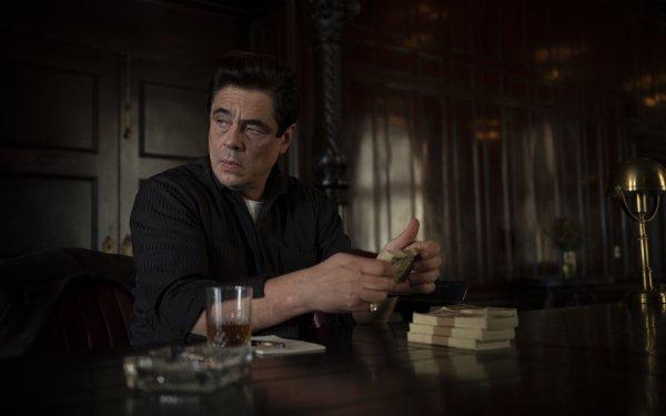 Movie No Sudden Move Benicio del Toro HD Wallpaper | Background Image