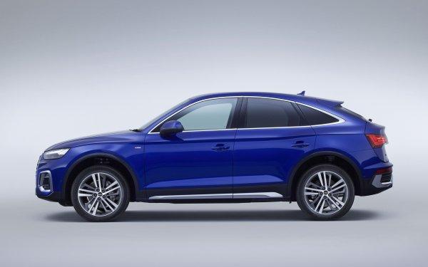 Vehicles Audi Q5 S Line Audi Audi Q5 SUV Luxury Car HD Wallpaper | Background Image