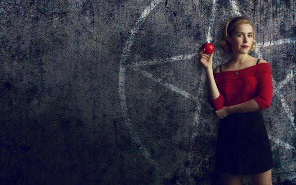 TV Show Chilling Adventures of Sabrina Sabrina Spellman Kiernan Shipka HD Wallpaper | Background Image