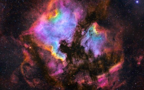 Sci Fi Nebula HD Wallpaper   Background Image