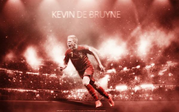 Sports Kevin De Bruyne Soccer Player Belgium National Football Team HD Wallpaper | Background Image