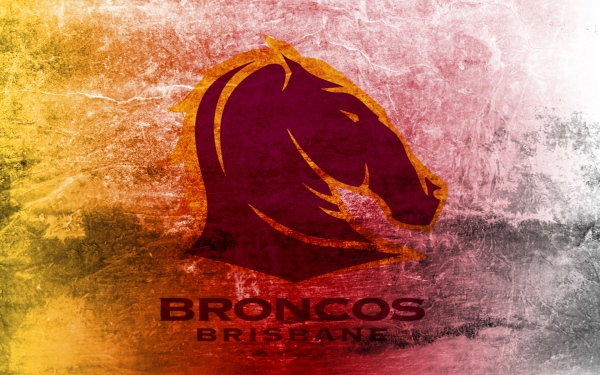 Sports Brisbane Broncos Rugby National Rugby League NRL Logo HD Wallpaper | Background Image