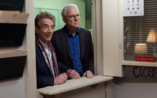 TV Show Only Murders in the Building Martin Short Steve Martin HD Wallpaper   Background Image