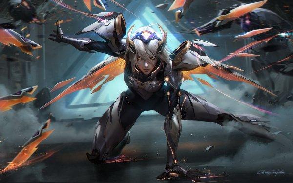 Video Game League Of Legends Irelia HD Wallpaper | Background Image