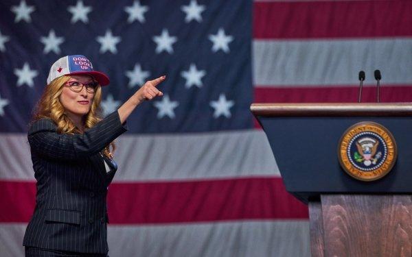 Movie Don't Look Up Meryl Streep HD Wallpaper | Background Image