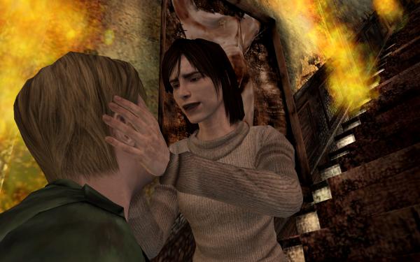Video Game Silent Hill 2 Silent Hill James Sunderland HD Wallpaper | Background Image