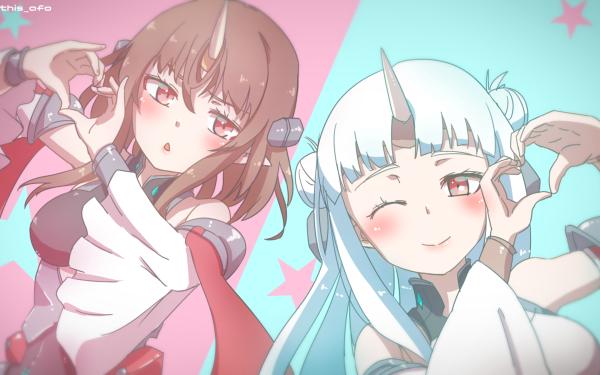 Anime Azur Lane Mogami Mikuma HD Wallpaper   Background Image