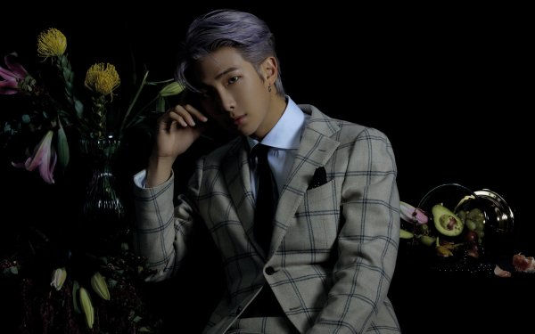 Música BTS RM Singer K-Pop Fondo de pantalla HD | Fondo de Escritorio