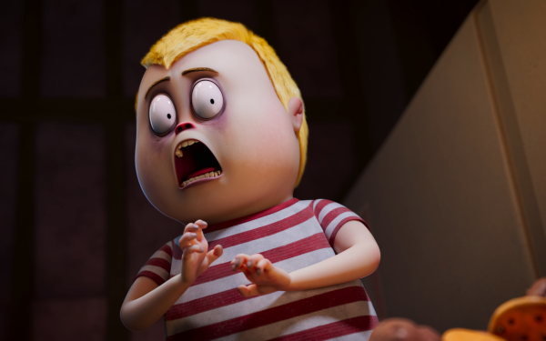 Movie The Addams Family 2 Pugsley Addams HD Wallpaper   Background Image